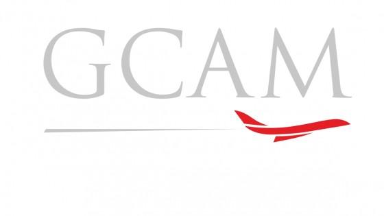 GCAM logo master red